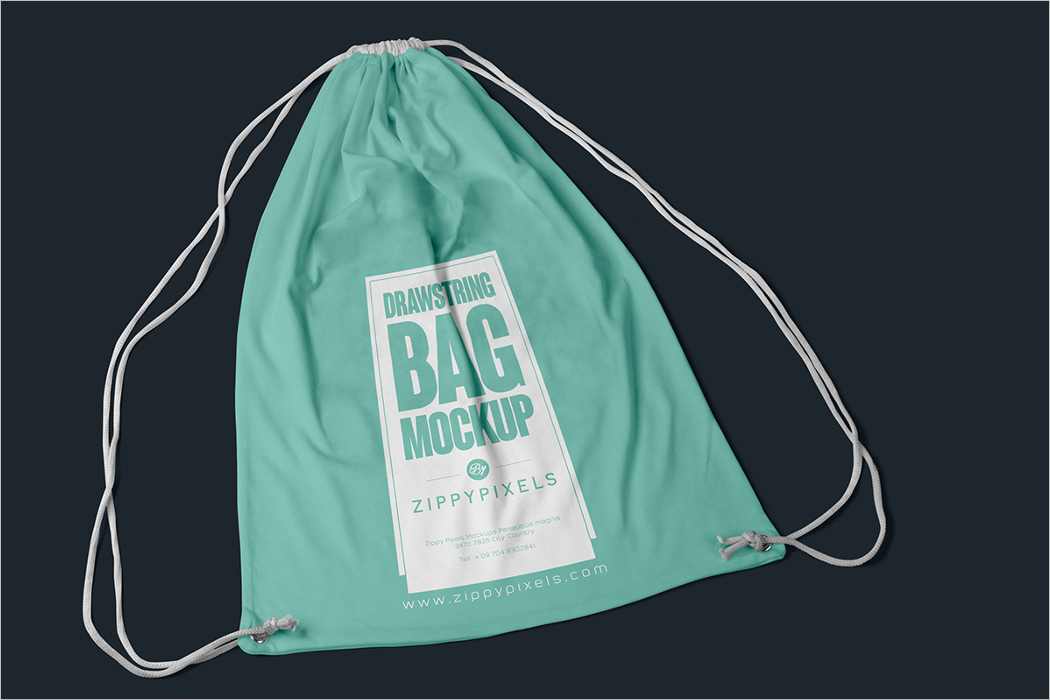 Backpack Mockup PSD Free