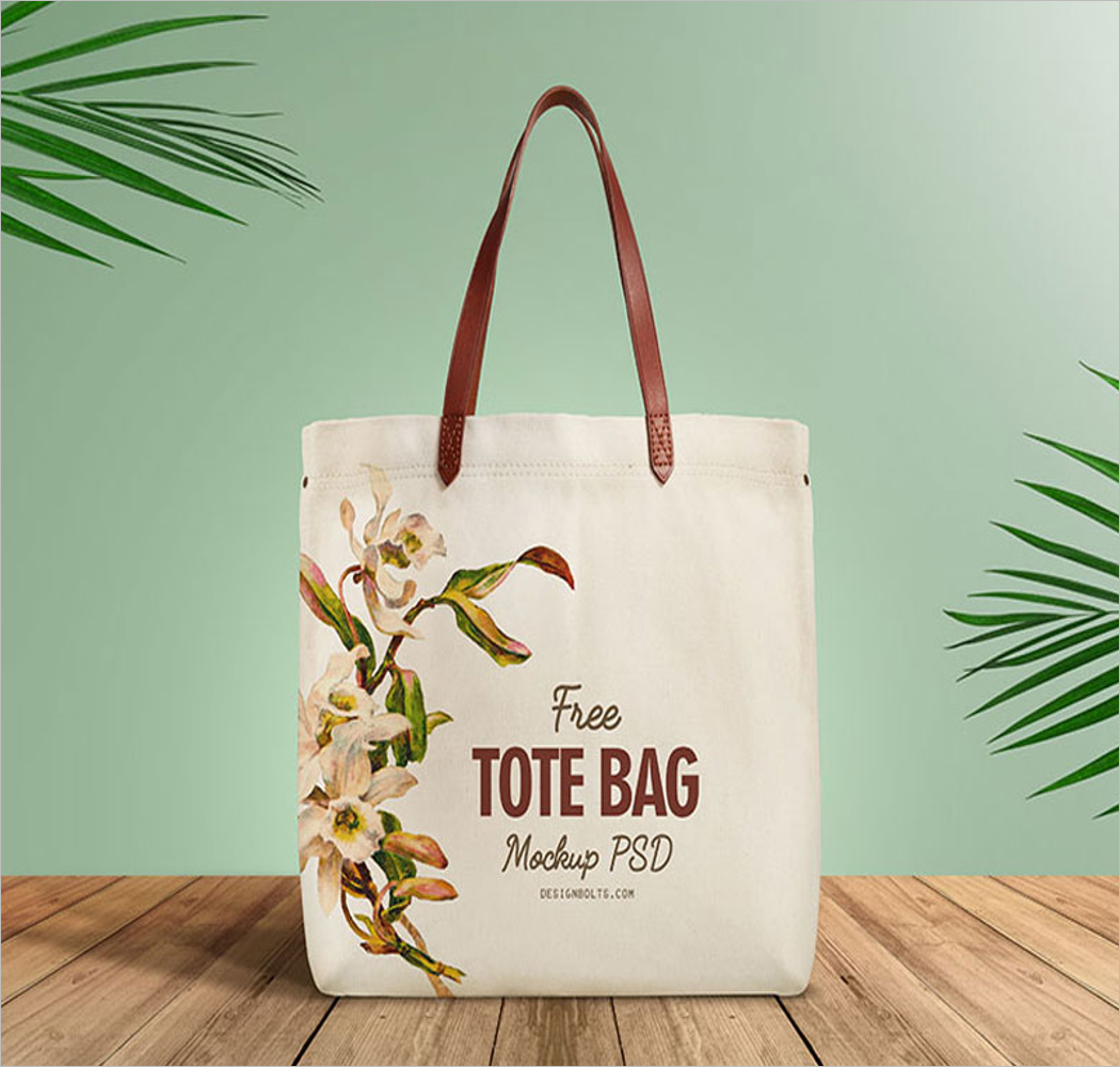 Bag Mockup Download