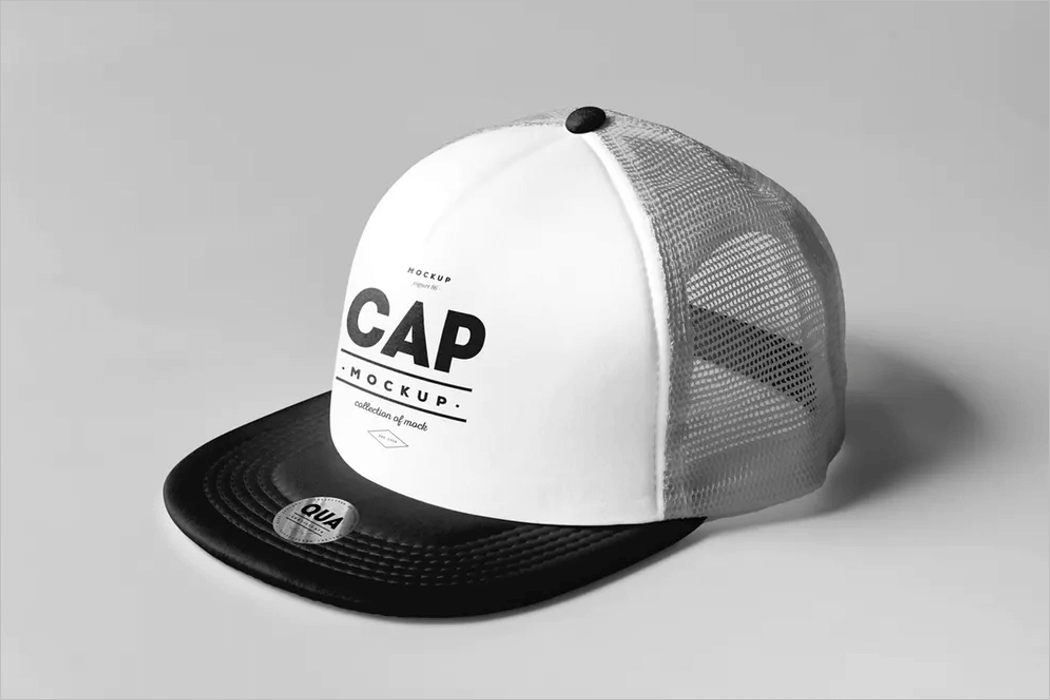 Embroidery Cap Design Mockup