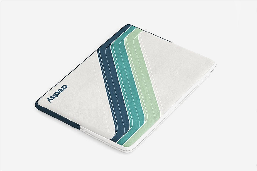 Laptop Sleeve Mockup Design