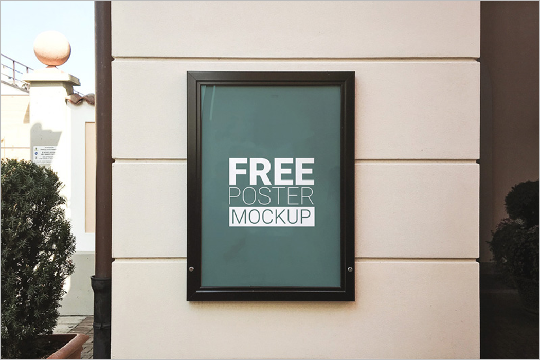 94 photoshop poster mockups psd free download