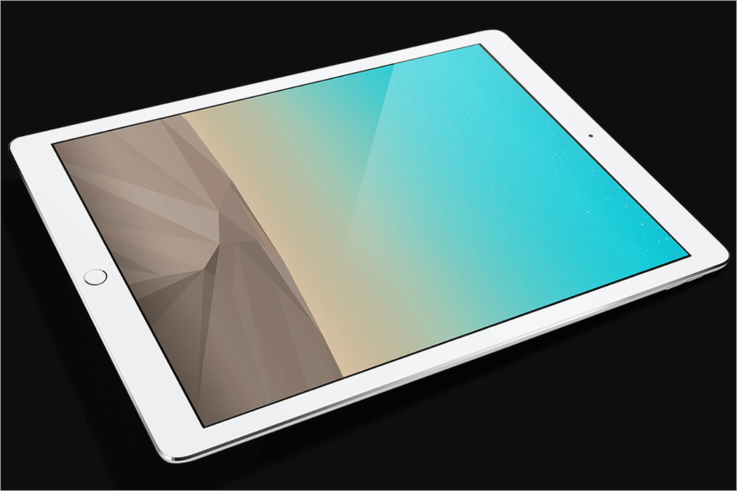ipad mini mockup ai