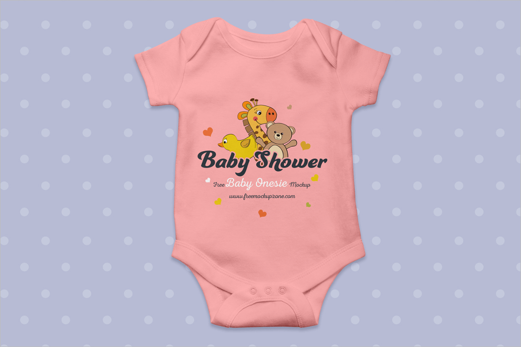 Baby Product Mockup