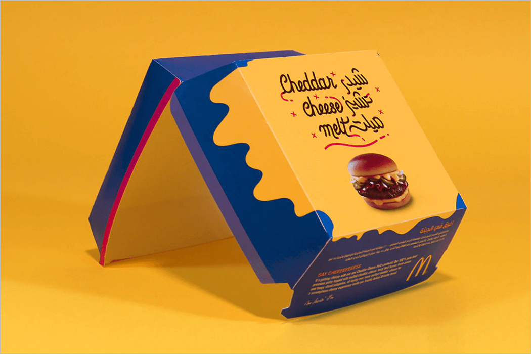Cheese Packaging Mockup