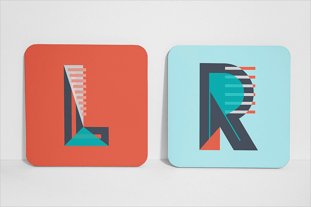 Coaster Mockup Download
