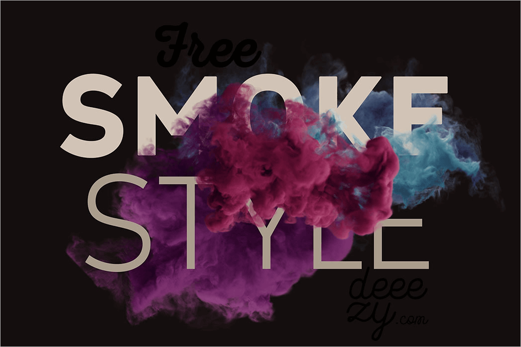 Smoke Vector PNG