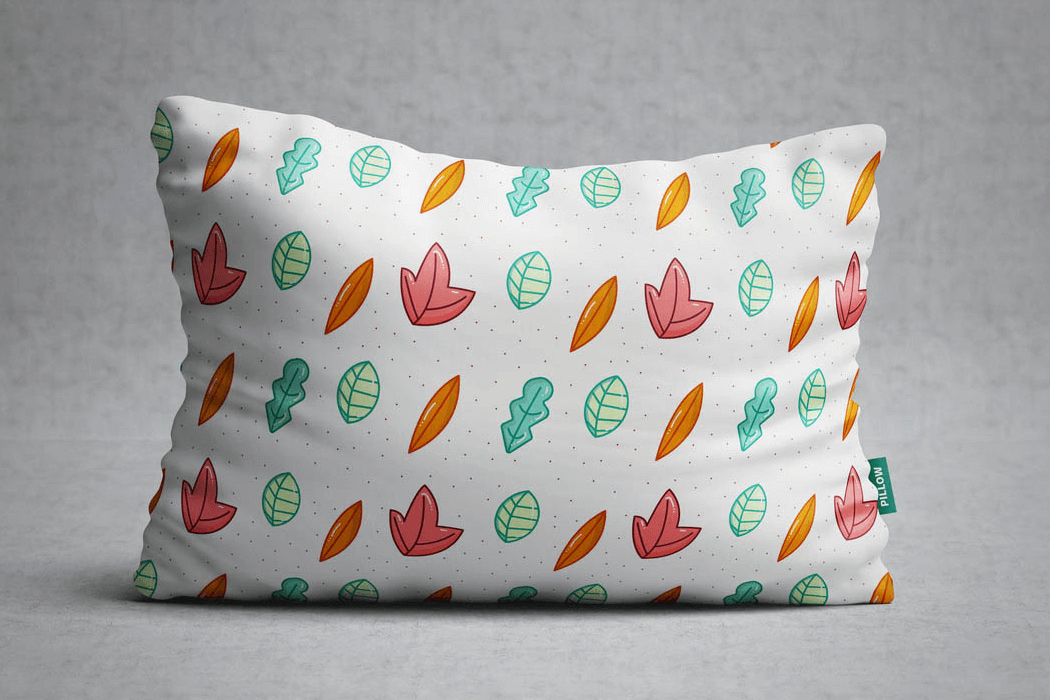 Throw Pillow Mockup