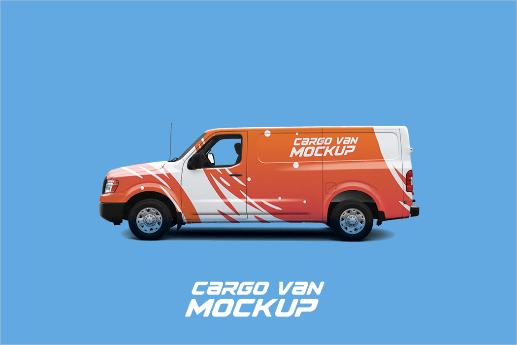 Vehicle Mockup Design