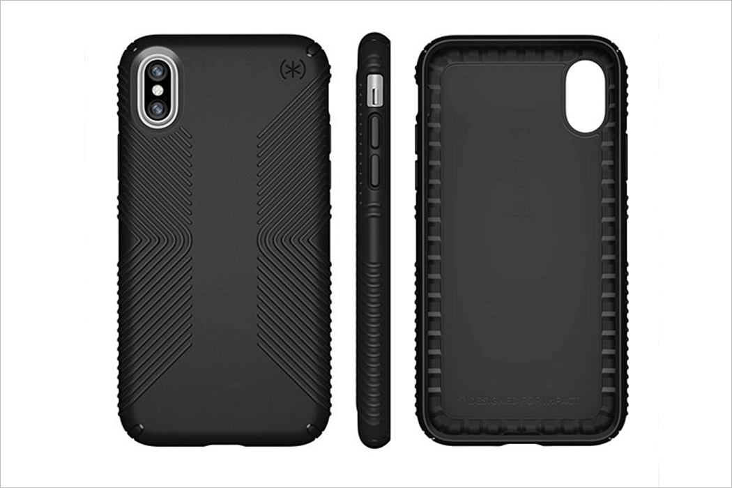 Black iPhone Case Mockup