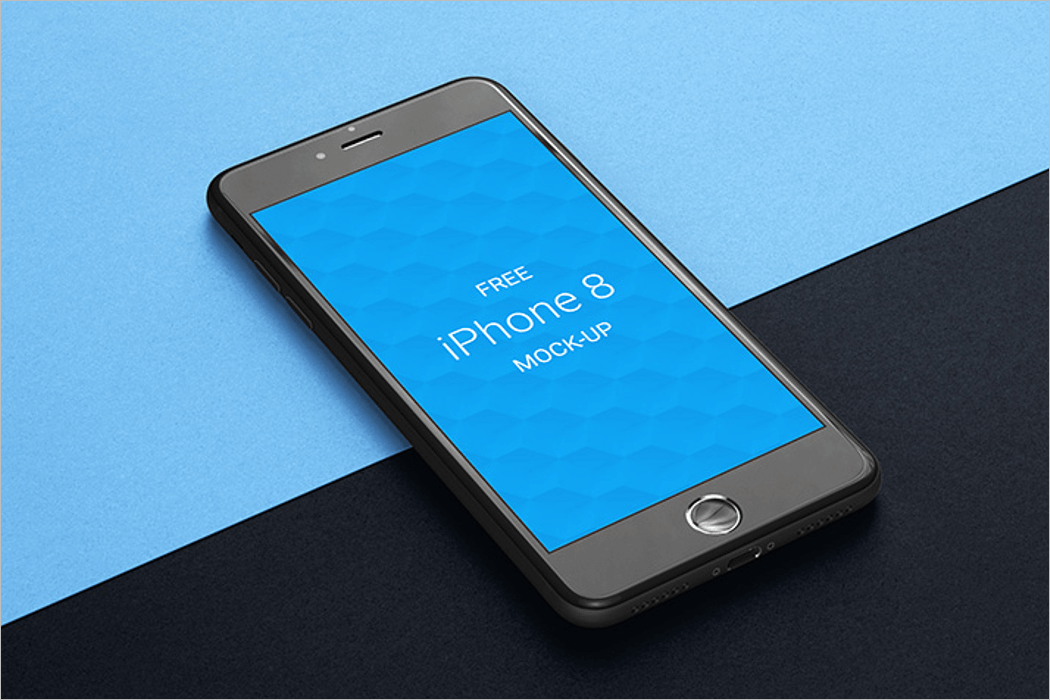 PSD iPhone 6 Mockup