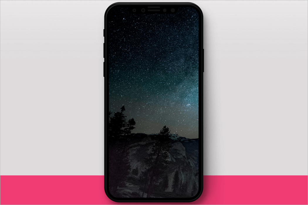 iPhone 8 Mockup PSD Download